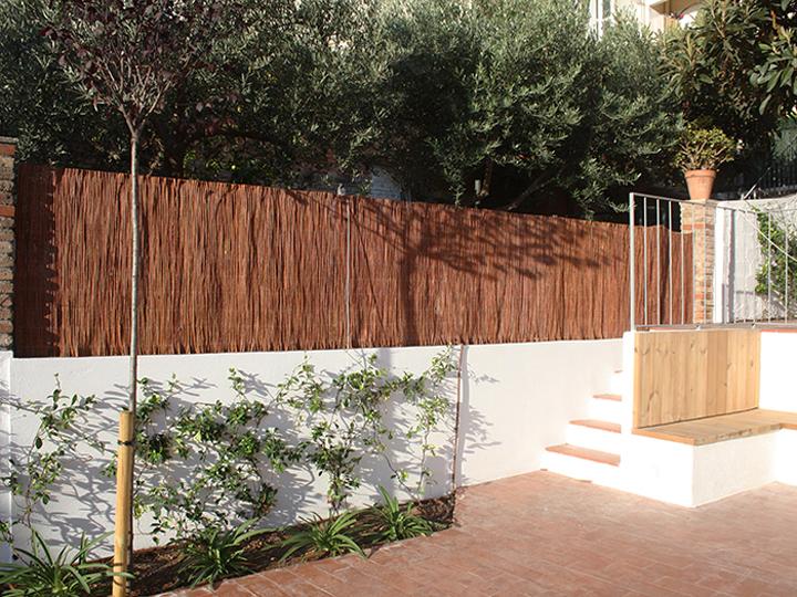 Patio de De Buena Planta para una vivienda de Barcelona