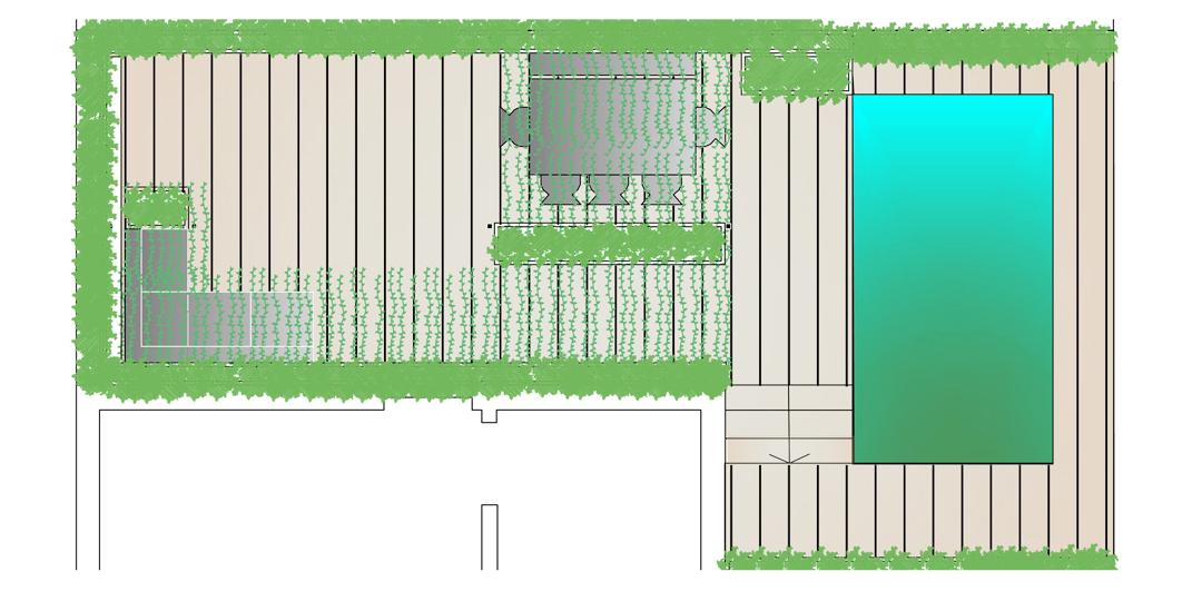 Dos áticos y dos patios en calle Camps por De Buena Planta