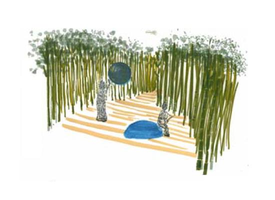 Concurso Bilbao Jardín por De Buena Planta