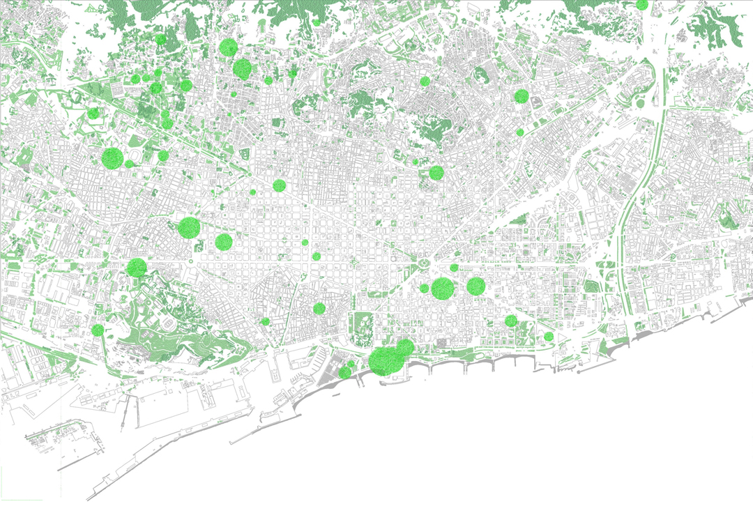 Estudio cubiertas verdes por De Buena Planta